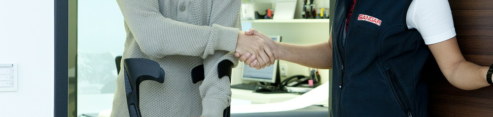 Sangar Security provides security at assisted living facilities to reduce theft and protect residents and staff, providing peace of mind to families.