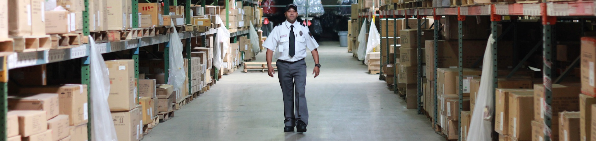 Sangar Security provideswarehouse security to ensure against theft and non-theft losses.