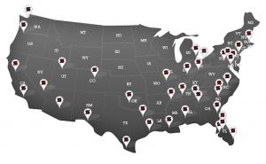 Available in 32 states, our secured parking network keeps your cargo safe and gives you peace of mind.
